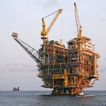An-oil-rig-off-the-coast-of-Angola